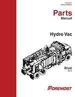 Rival Hydrovac Parts Manual