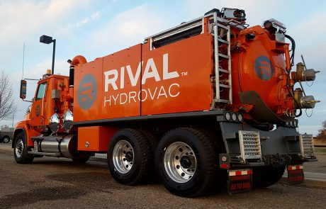 Rival Hydrovac Foremost Raptorlock