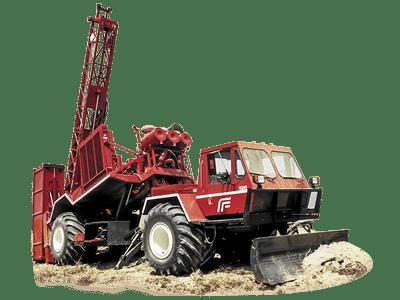 Explorer 1500 - Reverse Circulation Drilling exploration drills Exploration Drills Explorer1500 small