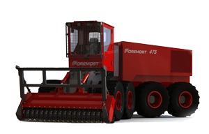 Foremost FM-475 Forestry Mulcher