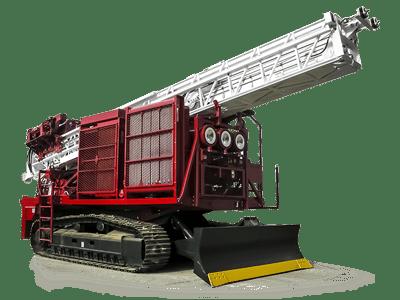 Discoverer MPD 1500 - Mineral Exploration exploration drills Exploration Drills MPD1500 cutout small