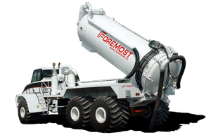 Foremost VT4000 Off Road Vac Truck