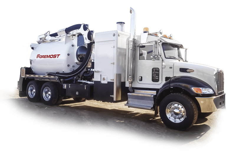 Foremost Model 1000 Non-Code Hydrovac Non-Code Hydrovac Foremost 1000 Non-Code Hydrovac Model 1000 IG