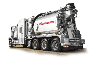 Foremost 1600 Vac Truck
