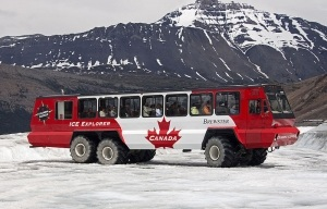 Foremost Brewster Off Road Terra Bus Columbia Ice Fields