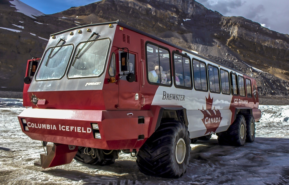 Terra Bus On And Off Road Bus Foremost