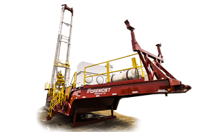 Foremost Explorer Series Oilfield Equipment