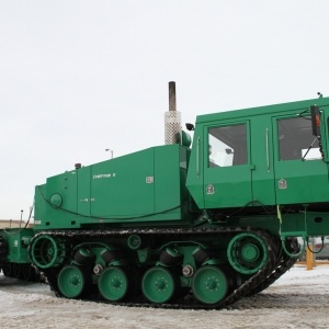 Foremost Chieftain R Tracked Carrier Vehicle