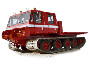 Foremost Nodwell 110 Tracked Vehicle