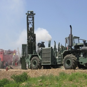 Foremost Prospector 1 Exploration Drill Rig