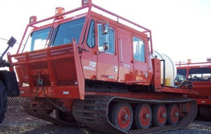 2000 Nodwell 110  Pre-Owned Stock 2000 Nodwell 110 small