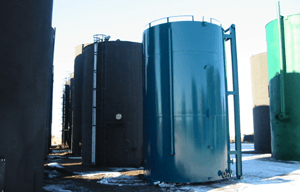 TANKS & KNOCKOUTS Pre-owned Pre-owned 400bbl tank thumb