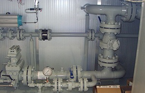 Oilfield Equipment Manufacturers gas production Gas Production Custody Transfer Package1