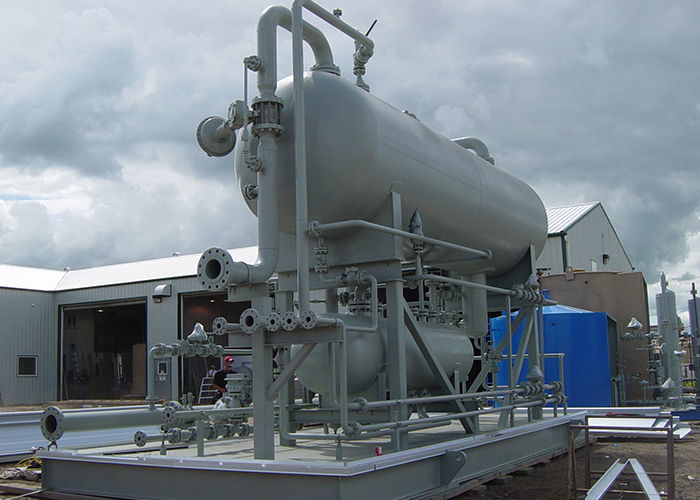 Foremost Wellsite Separator Package