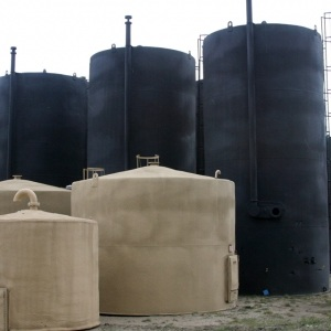 Foremost Shop Fabricated Tanks In Stock