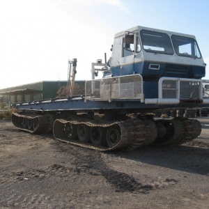 Foremost 1998 Husky 8 Tracked Vehicle
