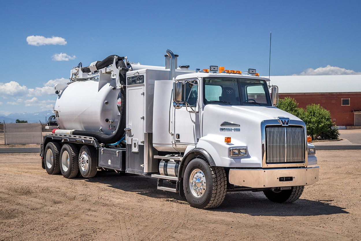 Foremost 1200 Hydrovac