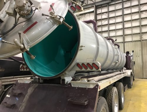 Foremost Coatings Now Offers Vac Truck Coatings