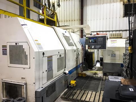 Foremost Announces Major Machine Shop Expansion IMG 3290e